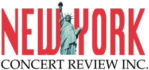New York Concert Review Logo