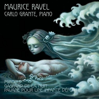 Ravel Miroirs CD
