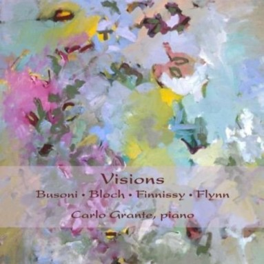 Visions CD cover